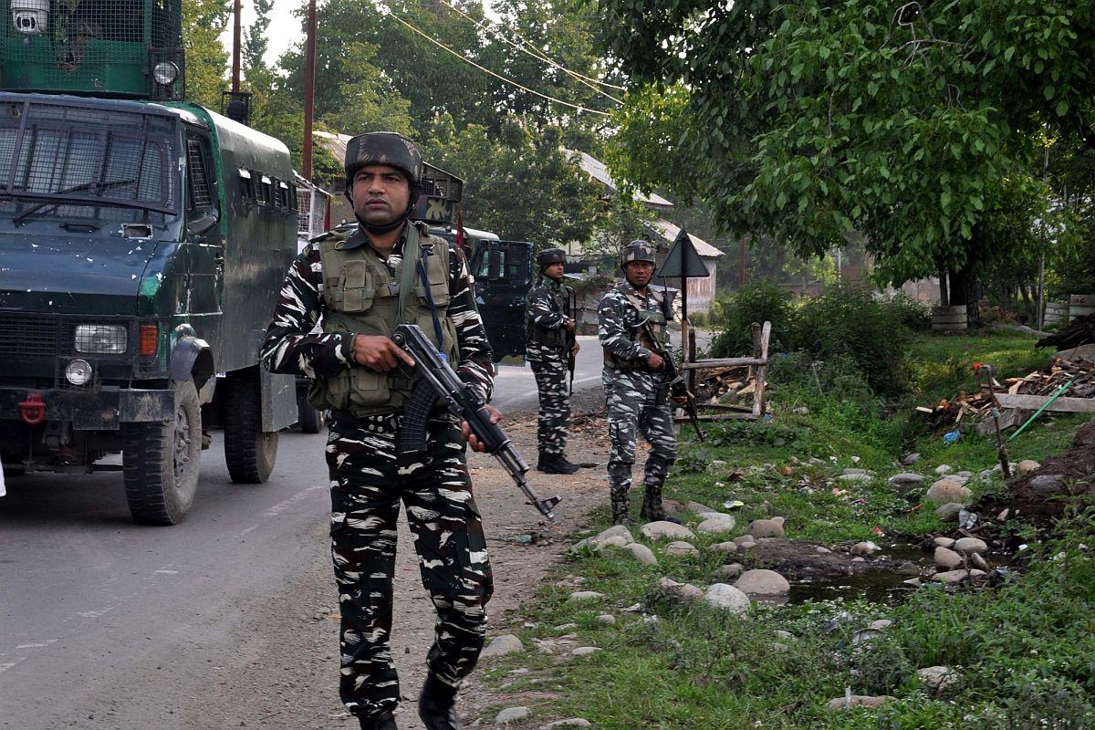 Anantnag, Jammu, CRPF, Srinagar, Kashmir