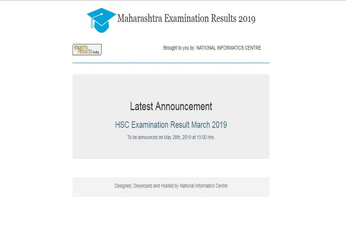 Maharashtra Board HSC results 2019 to be declared today at