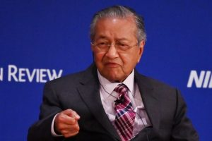 Malaysia will use Huawei 'as much as possible': Mahathir Mohamad