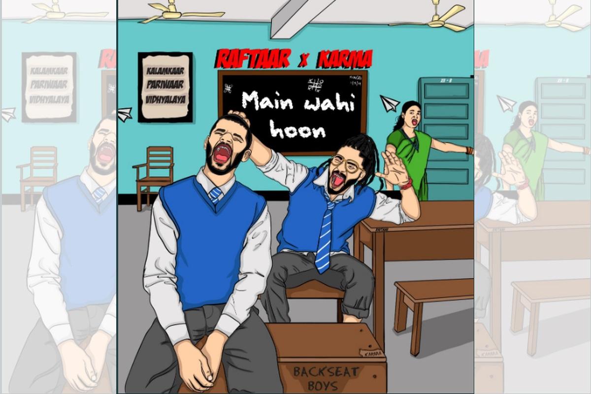 Karma, Vivek Arora, Raftaar, Main Wahi Hoon, Mere Bhai Log, Nachne Ka Shaunq, Brodha V, Yo Yo Honey Singh, Mafia Mundeer, Zee Music Company