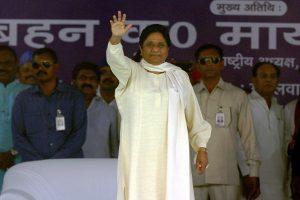 BJP's 'bure din' will start after May 23, says Mayawati at Gorakhpur
