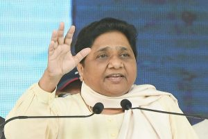 Mayawati appeals to vote for Congress in Amethi, Rae Bareli