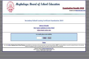 MBOSE SSLC results 2019 declared at mbose.in | Direct link to check results here