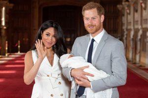 Prince Harry, Meghan name royal baby Archie Harrison Mountbatten-Windsor
