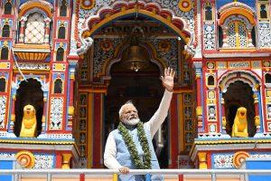 'India wins yet again': PM Modi tweets as NDA set to sweep LS polls