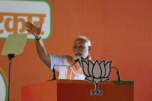 PM Modi attacks Rajiv Gandhi again, says his family used INS Viraat as 'personal taxi'