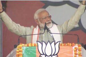 'Cleaning process' in Kashmir is 'my' job, says PM Modi in Kushinagar