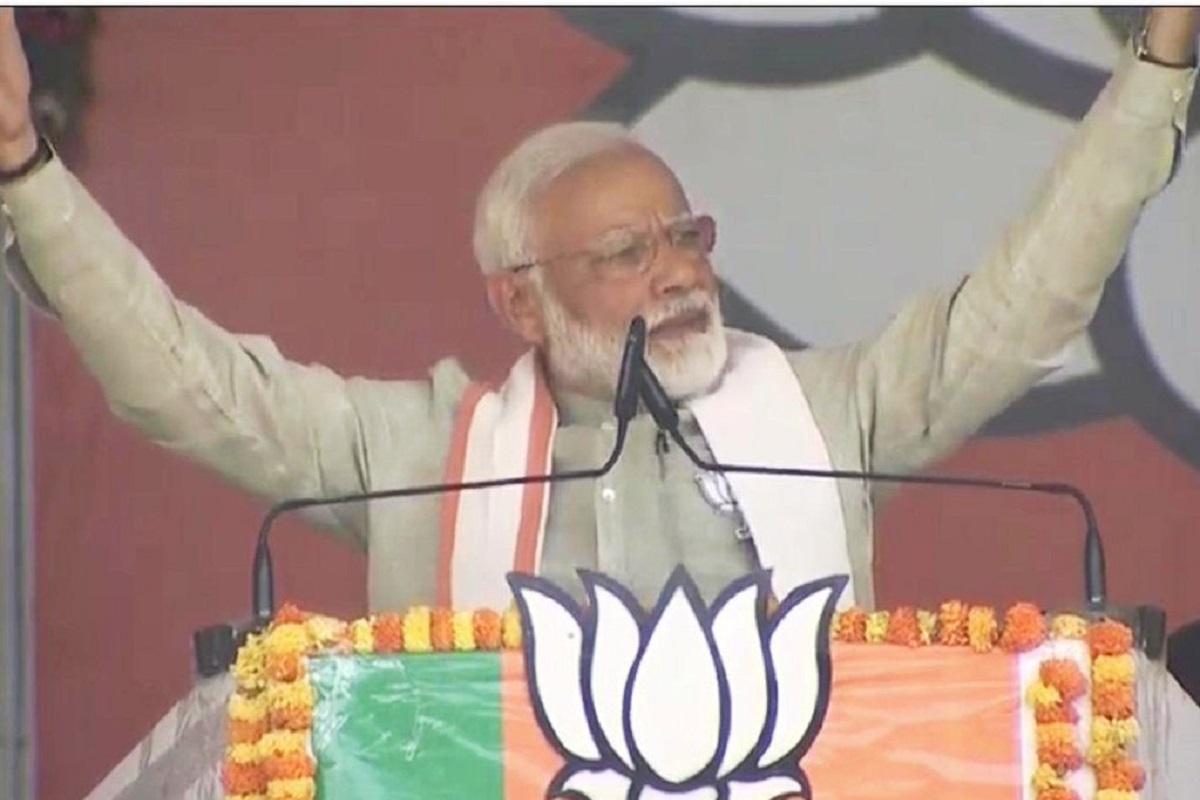 Kashmir, PM Modi, Kushinagar, Narendra Modi, Uttar Pradesh, Vijai Dubey, BJP, Lok Sabha elections, Akhilesh Yadav, Mayawati, Jammu and Kashmir, Shopian, Election Commission