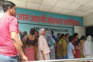 Mohalla clinics a hit, Ayushman Bharat yet to take off