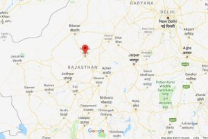 Earthquake of magnitude 3.0 strikes Nagaur in Rajasthan