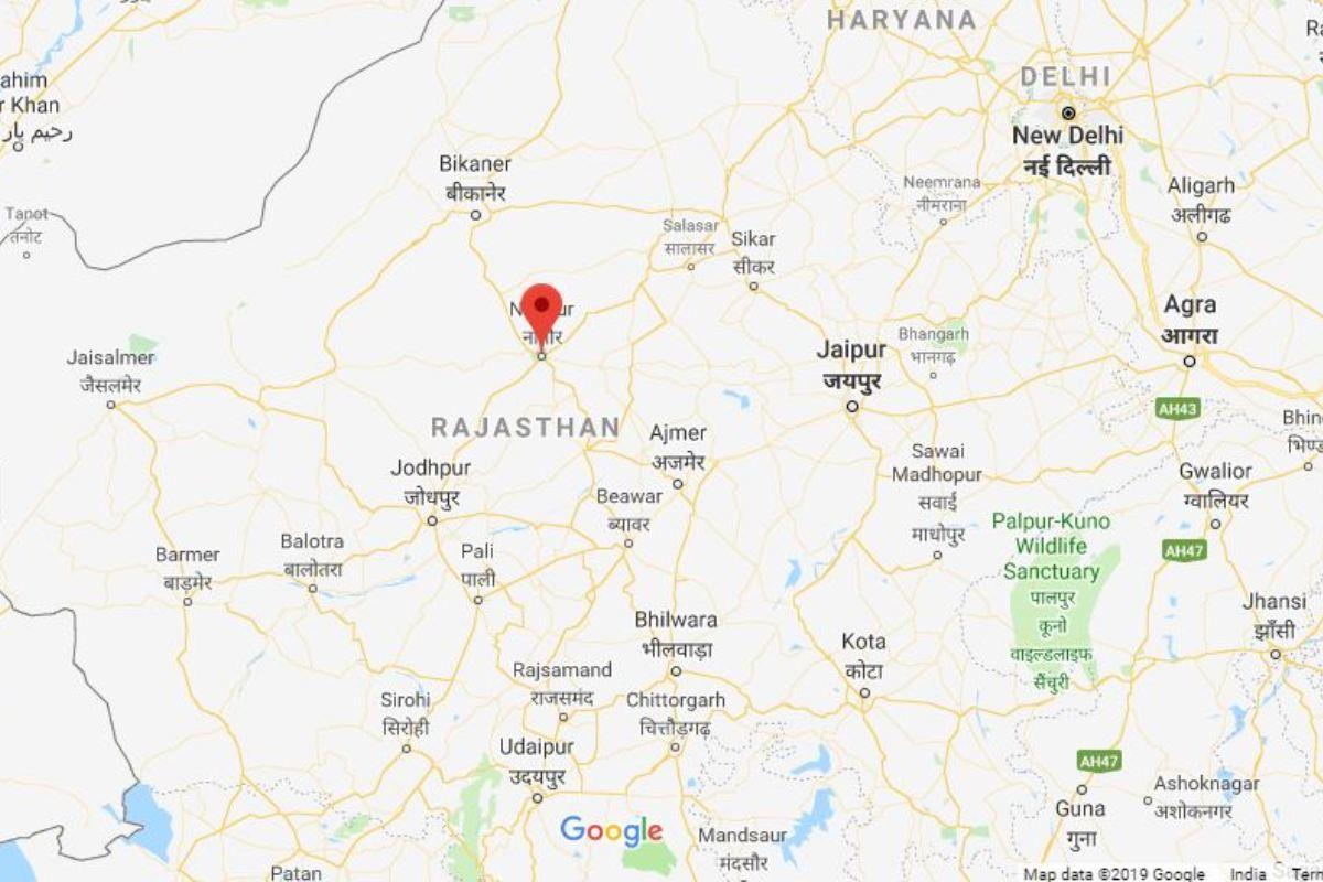 Earthquake, magnitude 3.0, Nagaur, Earthquake in Rajasthan, Earthquake in Himachal Pradesh