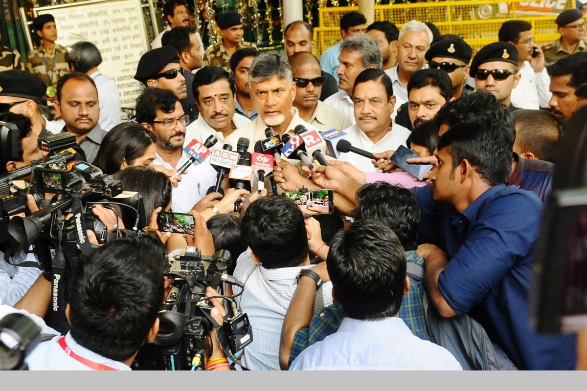 Chandrababu Naidu, Mayawati, Lok Sabha elections, Rahul Gandhi, BJP, Akhilesh Yadav