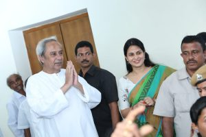 Naveen Patnaik elected leader of BJD legislative party, meets Governor