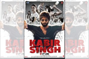 Kabir Singh new poster out!
