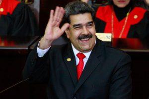 Venezuela President Maduro pledges 'good faith' ahead of talks with oppn leader in Norway