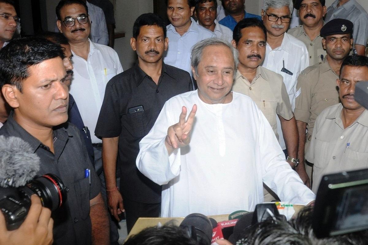 Naveen Patnaik, Odisha, Bhubaneswar, Biju Janata Dal, BJD, Cyclone Fani