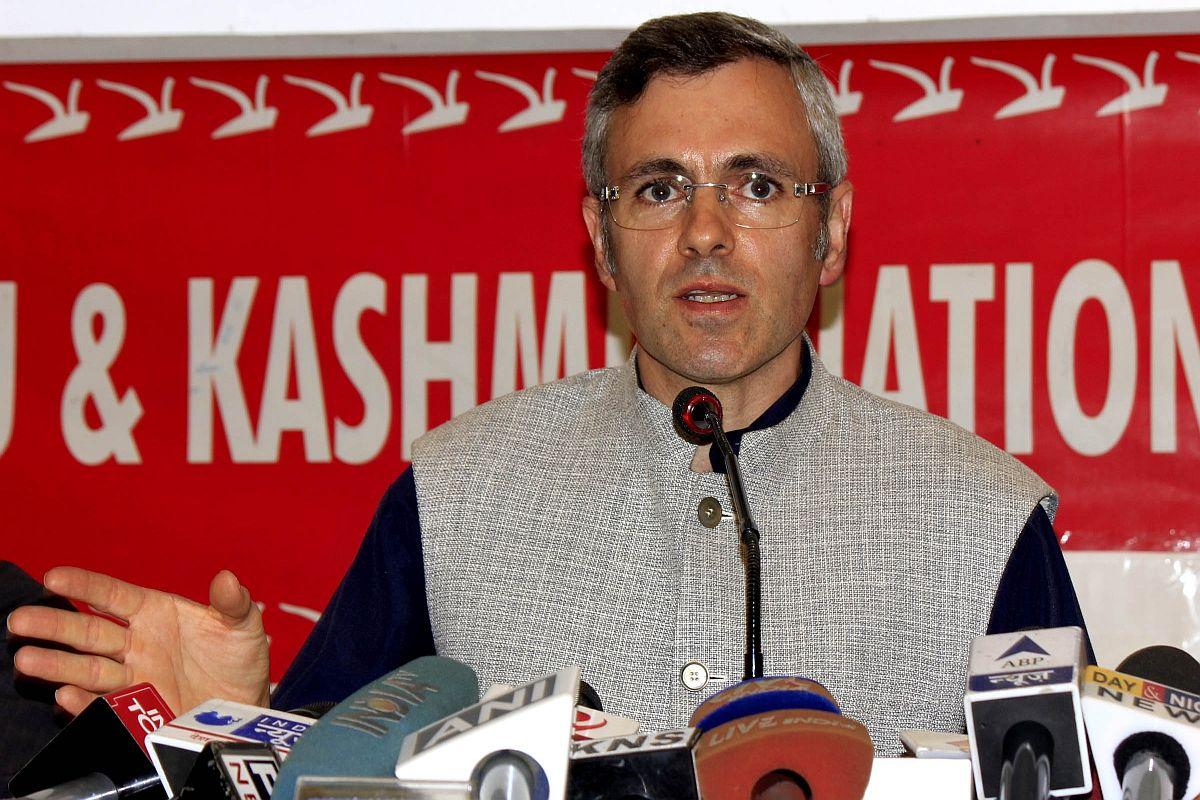 Omar Abdullah, Jammu and Kashmir