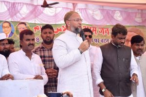 Asaduddin Owaisi hits back at PM Modi over remarks on minorities