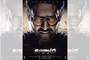 Prabhas and Shraddha Kapoor unveil Saaho first look poster