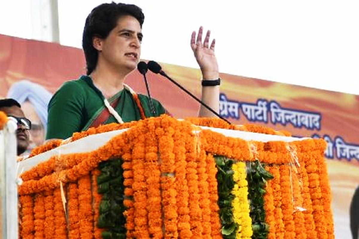 Priyanka Gandhi Vadra likens PM Modi to Duryodhana, quotes