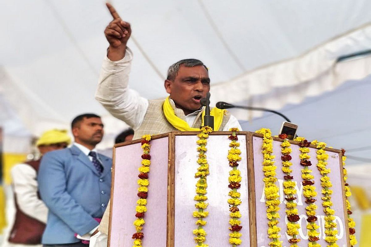 On Yogi request, UP Governor dismisses BJP ally OP Rajbhar from Cabinet, 7 others expelled