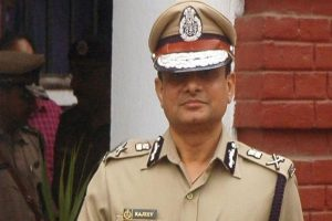 Look out notice issued against ex-Kolkata Police Commissioner Rajeev Kumar