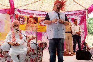 NC leader Devender SinghRana bats for regional autonomy in J-K