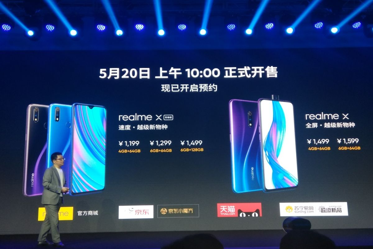Realme 5G phones to be ready before India starts services