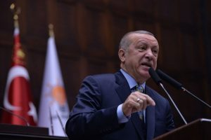 Turkish President condemns Israel over attack on news agency office in gaza