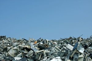 Recycling metal scrap is the way towards greener environment