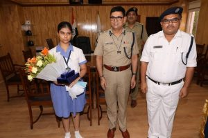 ISC topper made DCP Kolkata for six hours