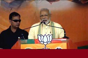 Huge difference between politics of NDA and Mahamilawat, says PM Modi at Sasaram