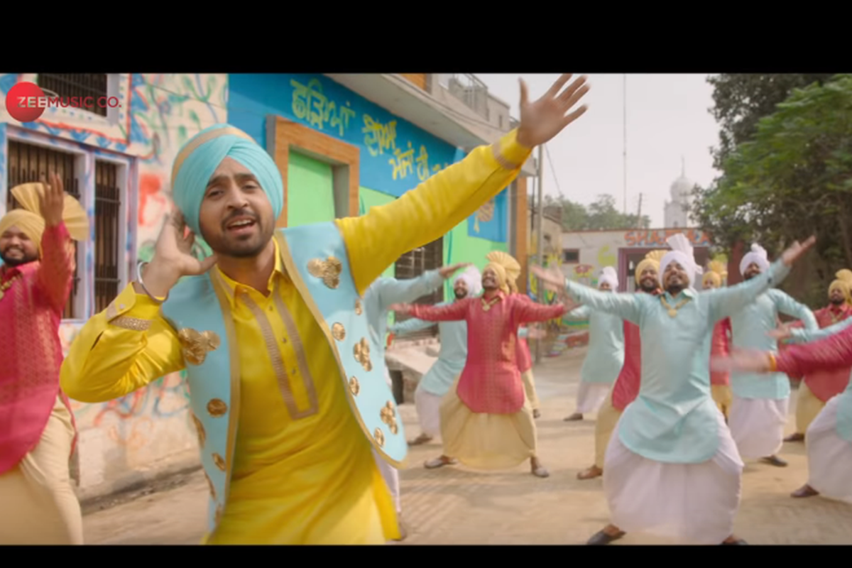 First Shadaa song is a new bachelor anthem by Diljit Dosanjh