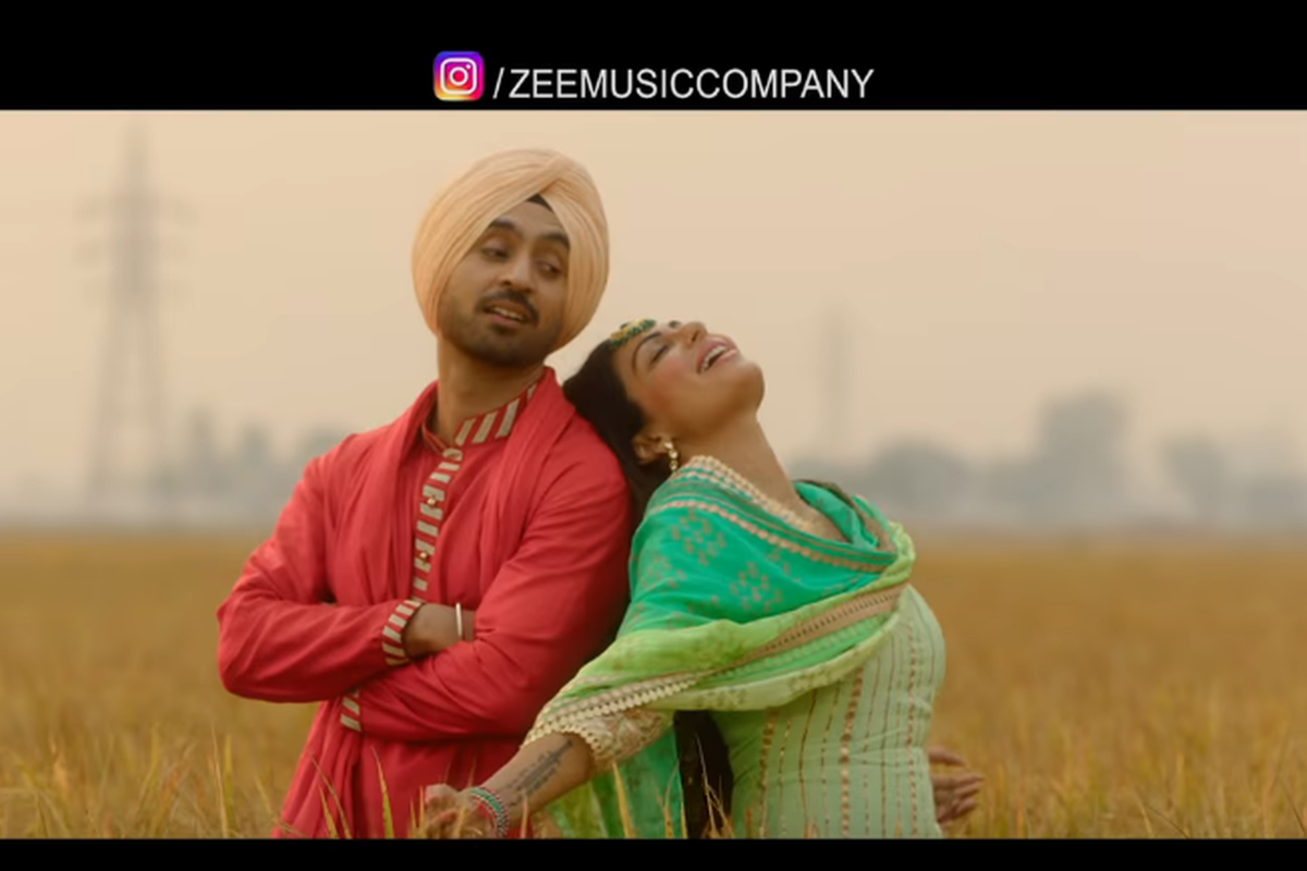 Shadaa trailer out: Diljit Dosanjh film takes his fan love for Kylie Jenner to next level