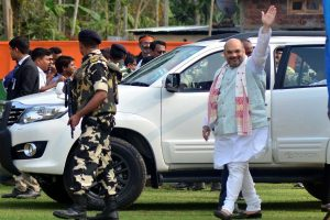 Exit polls over, Amit Shah to hold meeting, host dinner for NDA leaders tomorrow