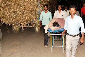 Teenager dies as ambulance gets stuck in traffic jam at Shamli