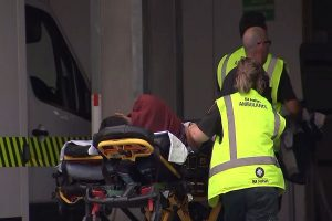 Christchurch shootings: Gunman who killed 49 worshippers charged with 'terrorism'