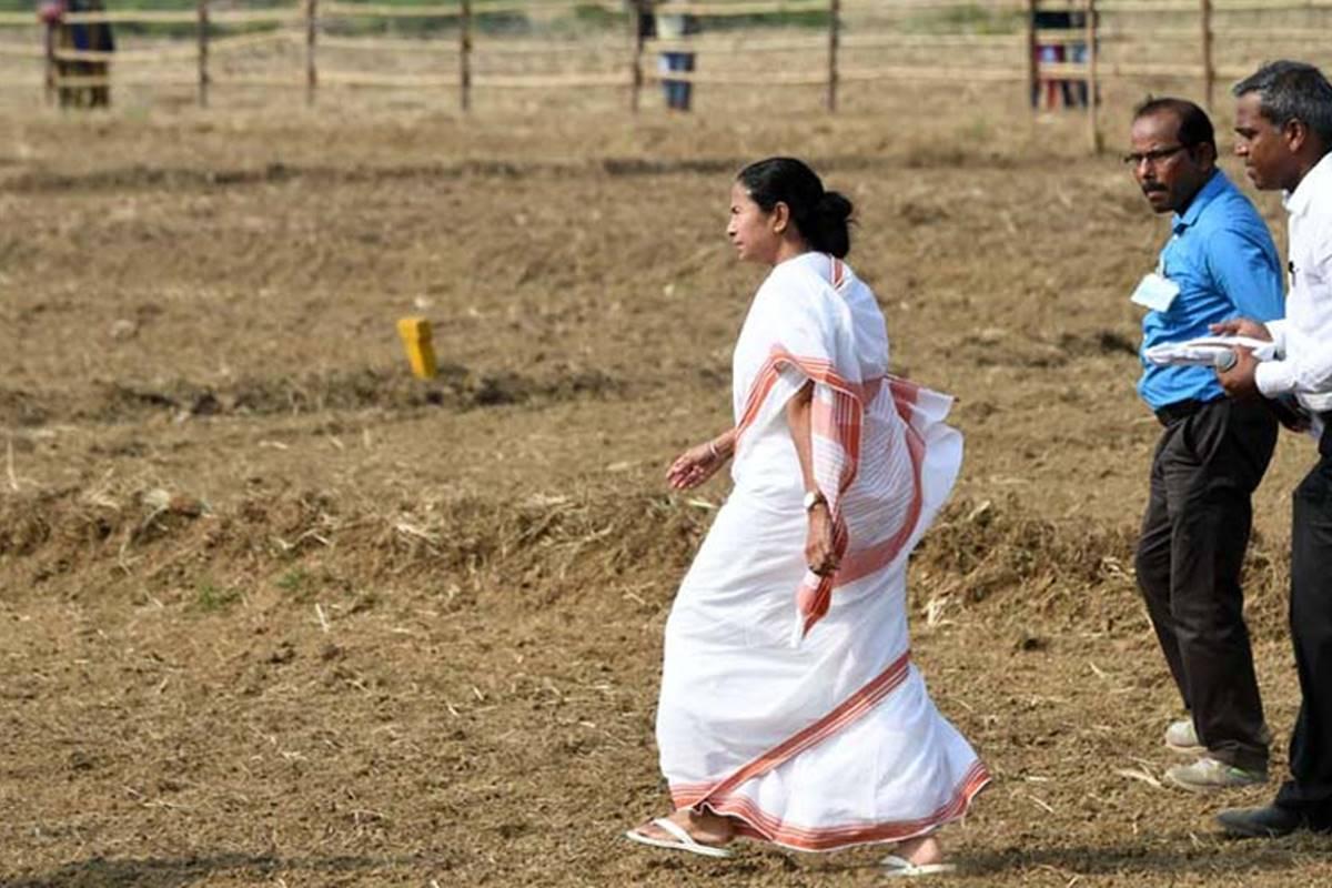 Singur land, Trinamool, LS polls, Mamata Banerjee, Hooghly Lok Sabha constituency, Singur farmers, TATA Nano