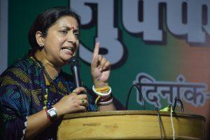 'Got it loud and clear', Smriti Irani on Rahul Gandhi's Amethi message