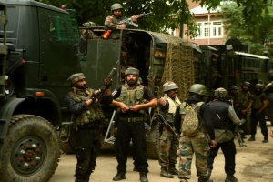 2 terrorists killed in gunfight with security forces in J-K's Pulwama