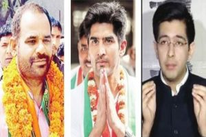 Civic issues dominate polls in South Delhi