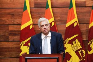 Whole world should be vigilant following Baghdadi's threat: Sri Lanka PM