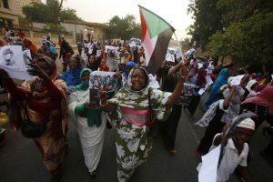 Sudan authorities shut down Al Jazeera office as protests continue