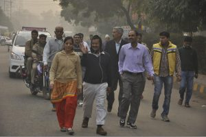 Court issues summons to EC officials on Sunita Kejriwal's voter IDs issue