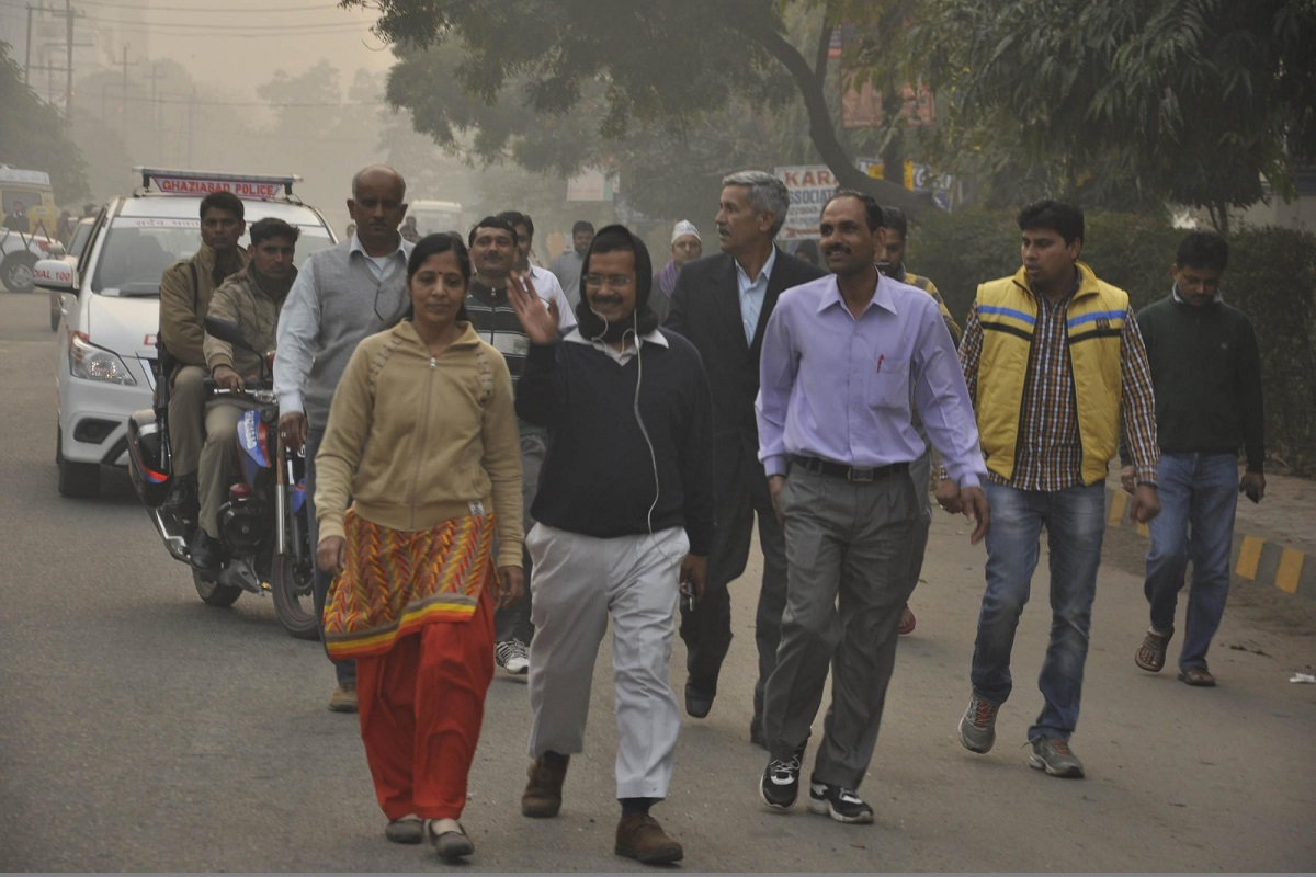 Sunita Kejriwal, Election Commission, Uttar Pradesh, Delhi, Sunita Kejriwal, Arvind Kejriwal, BJP, Harish Khurana, AAP, Lok Sabha elections, Gautam Gambhir, Atishi