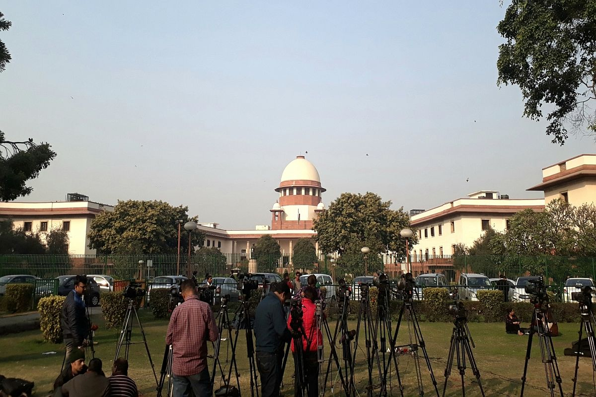 Convulsions in court, Supreme Court of India, Chief Justice of India, Tilak Marg