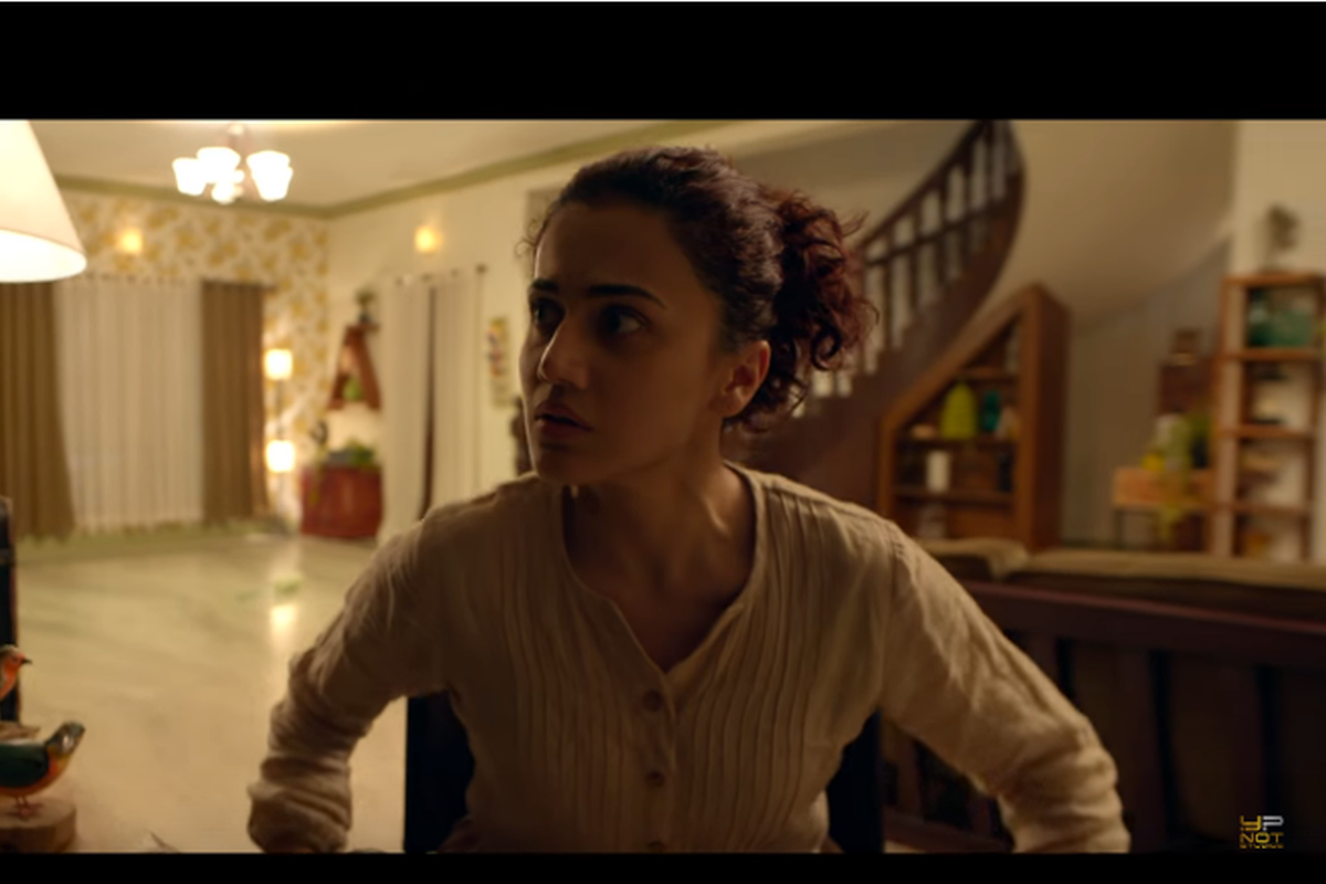Taapsee Pannu starrrer Game Over's official trailer is out