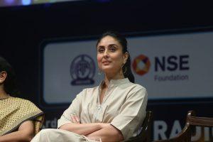 Taimur isn't allowed to eat outside, says Kareena Kapoor Khan