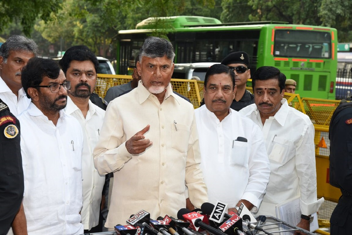 Kedarnath, Telugu Desam Party, TDP, N Chandrababu Naidu, Chandrababu Naidu, Narendra Modi, Badrinath, Lok Sabha election