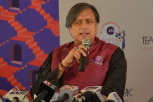 When you are sick, you need 'khichdi': Shashi Tharoor on BJP's 'khichdi govt' jibe